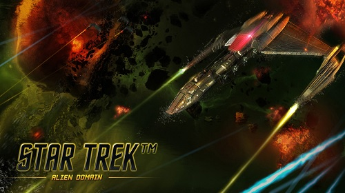 Startrek Alien Domain