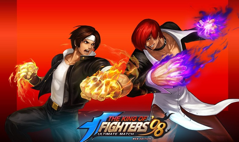 The King of Fighters 98: Ultimate match